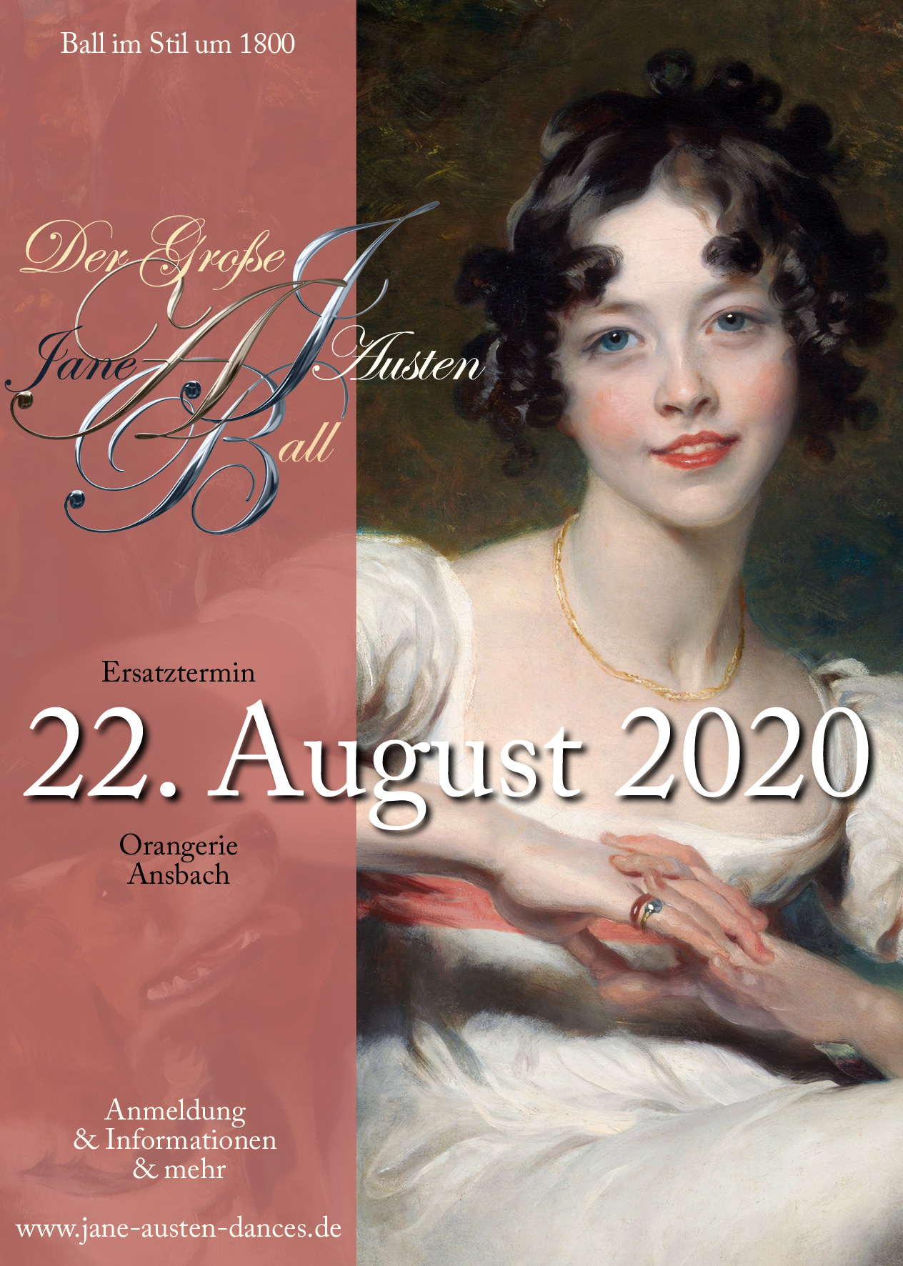 Der Grosse Jane Austen Ball 2020