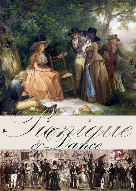 Picknick & Dance • Picknick mit Tanzvergnügen um 1800 • Zirndorf